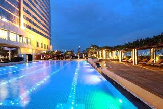 Holidays at Pathumwan Princess Hotel in Bangkok, Thailand