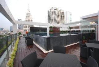 Holidays at I Residence Hotel Silom in Bangkok, Thailand