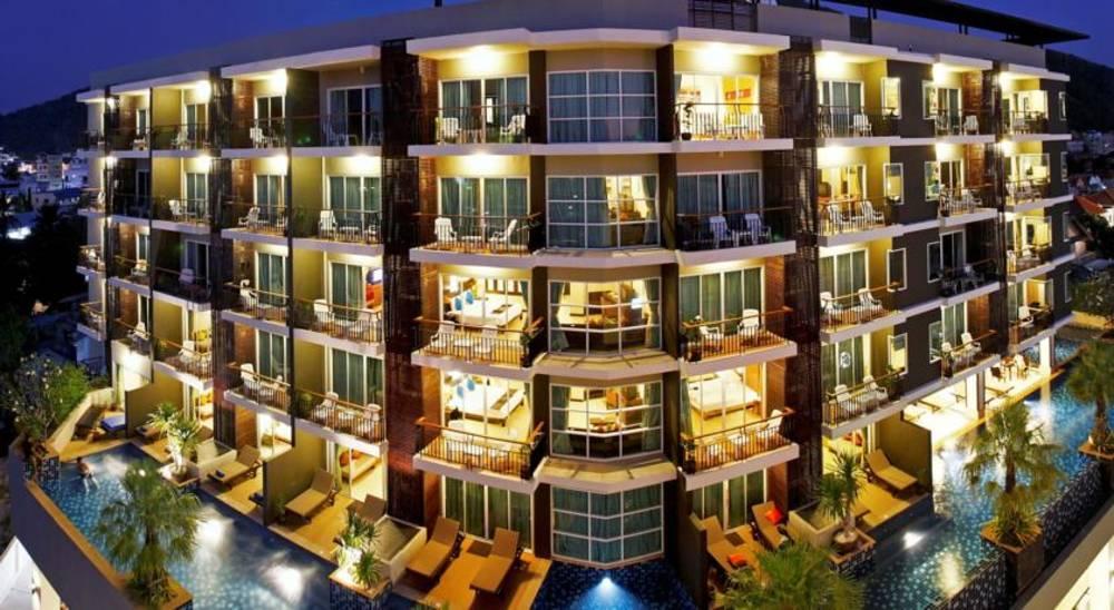 Holidays at Andakira Hotel in Phuket Patong Beach, Phuket