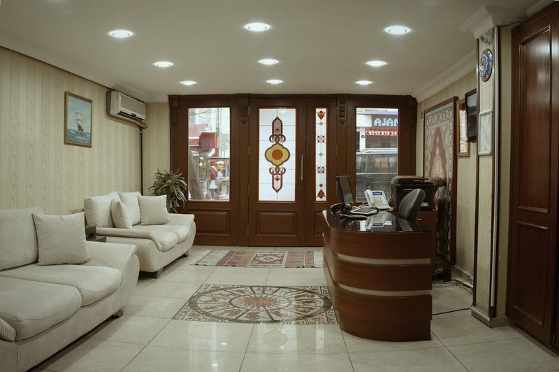 Holidays at Elfida Suites in Istanbul, Turkey