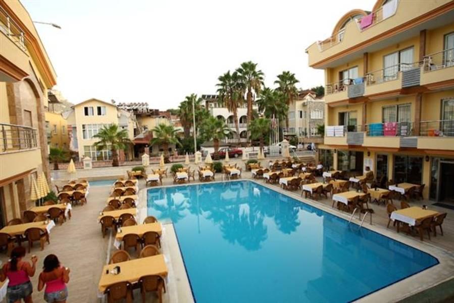 Holidays at Grand Lukullus Hotel in Kemer, Antalya Region