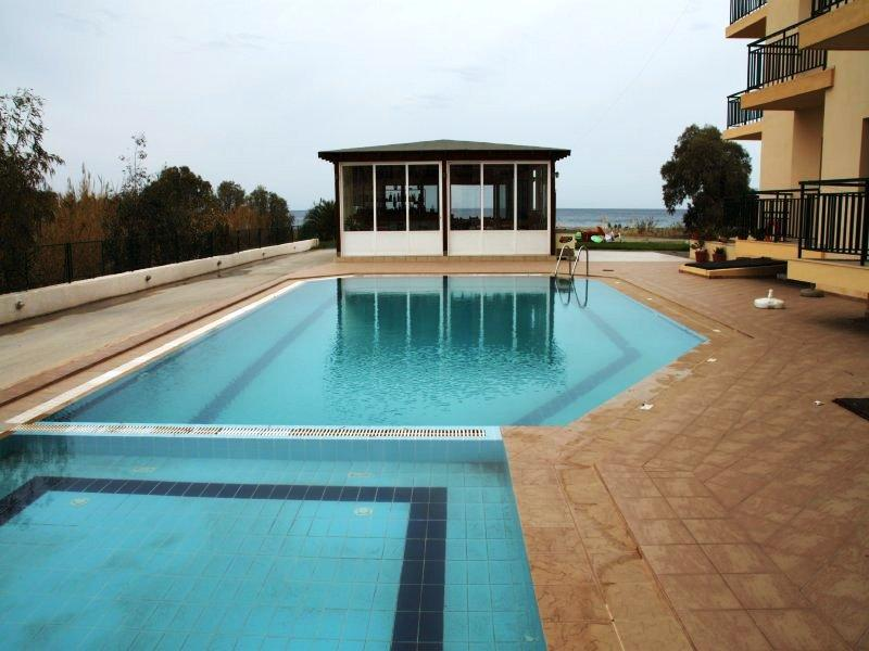 Holidays at Edem Beach Aparthotel in Platanias Rethymnon, Rethymnon