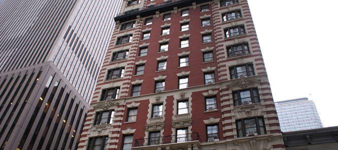 Holidays at Radio City Apartments in New York, New York