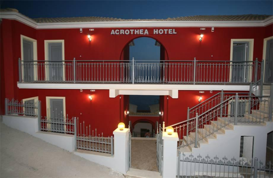 Holidays at Acrothea Hotel in Parga Town, Parga