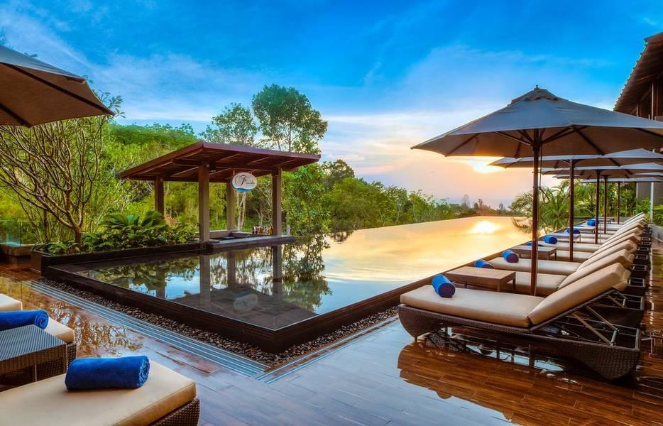 Holidays at Avista Hideaway Resort & Spa in Phuket Patong Beach, Phuket