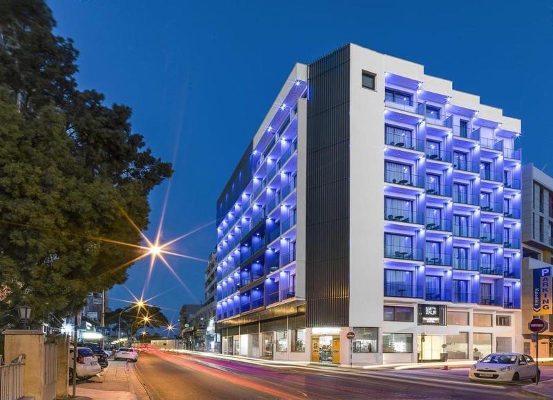 Holidays at Frangiorgio Hotel Apartments in Larnaca, Cyprus