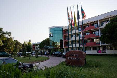 Holidays at Strandja Hotel in Sunny Beach, Bulgaria
