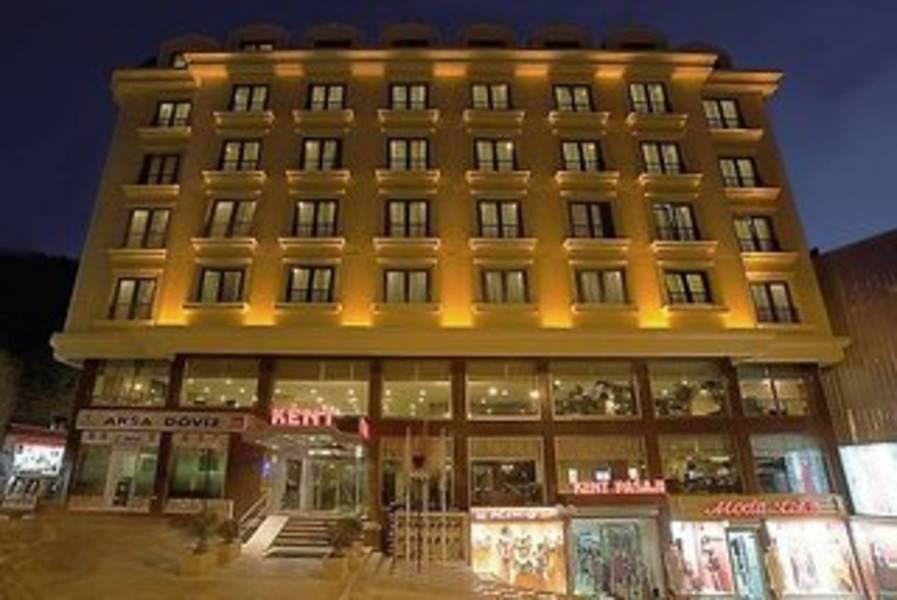 Holidays at Kent Hotel in Istanbul, Turkey