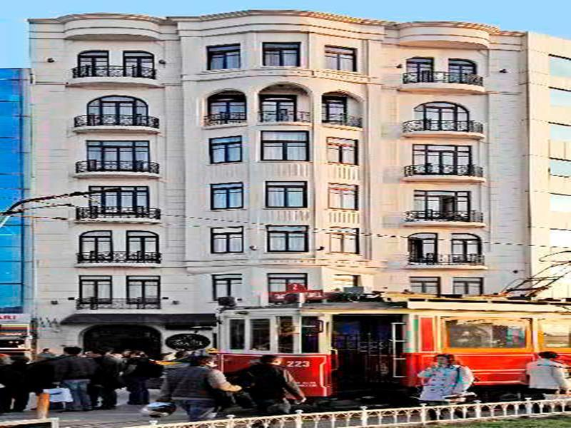 Holidays at Taxim Hill Hotel in Istanbul, Turkey