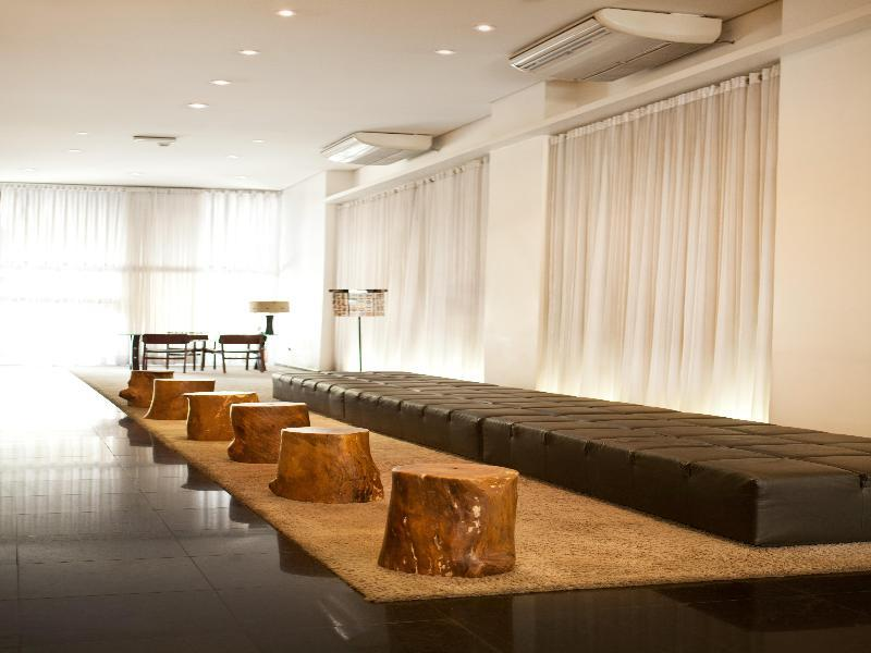 Holidays at 155 Hotel in Sao Paulo, Brazil
