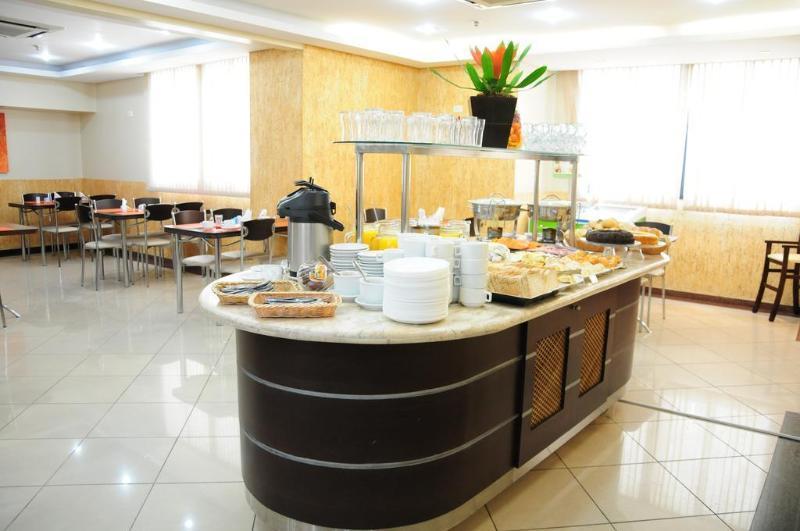 Holidays at Brasilia Santana Gold Flat Hotel in Sao Paulo, Brazil