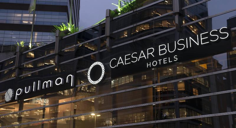 Holidays at Caesar Business Sao Paulo Faria Lima By Mercure in Sao Paulo, Brazil
