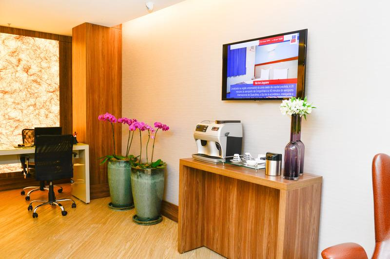 Holidays at Clarion Faria Lima Hotel in Sao Paulo, Brazil