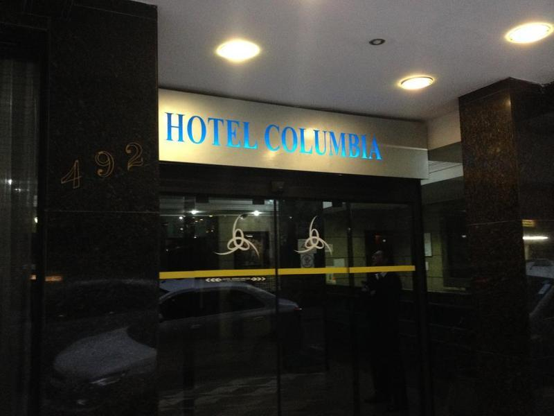 Holidays at Columbia Hotel in Sao Paulo, Brazil