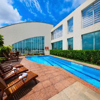 Holidays at Comfort Hotel Ibirapuera in Sao Paulo, Brazil