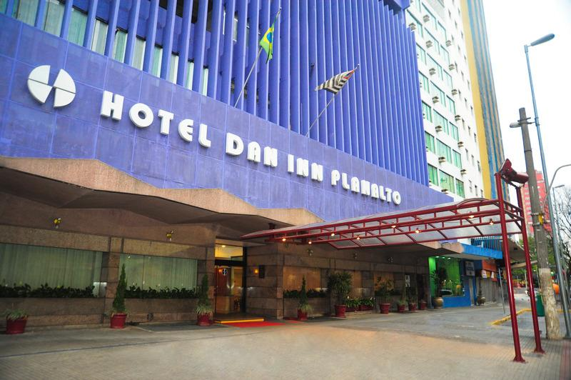 Holidays at Dan Inn Planalto Hotel in Sao Paulo, Brazil