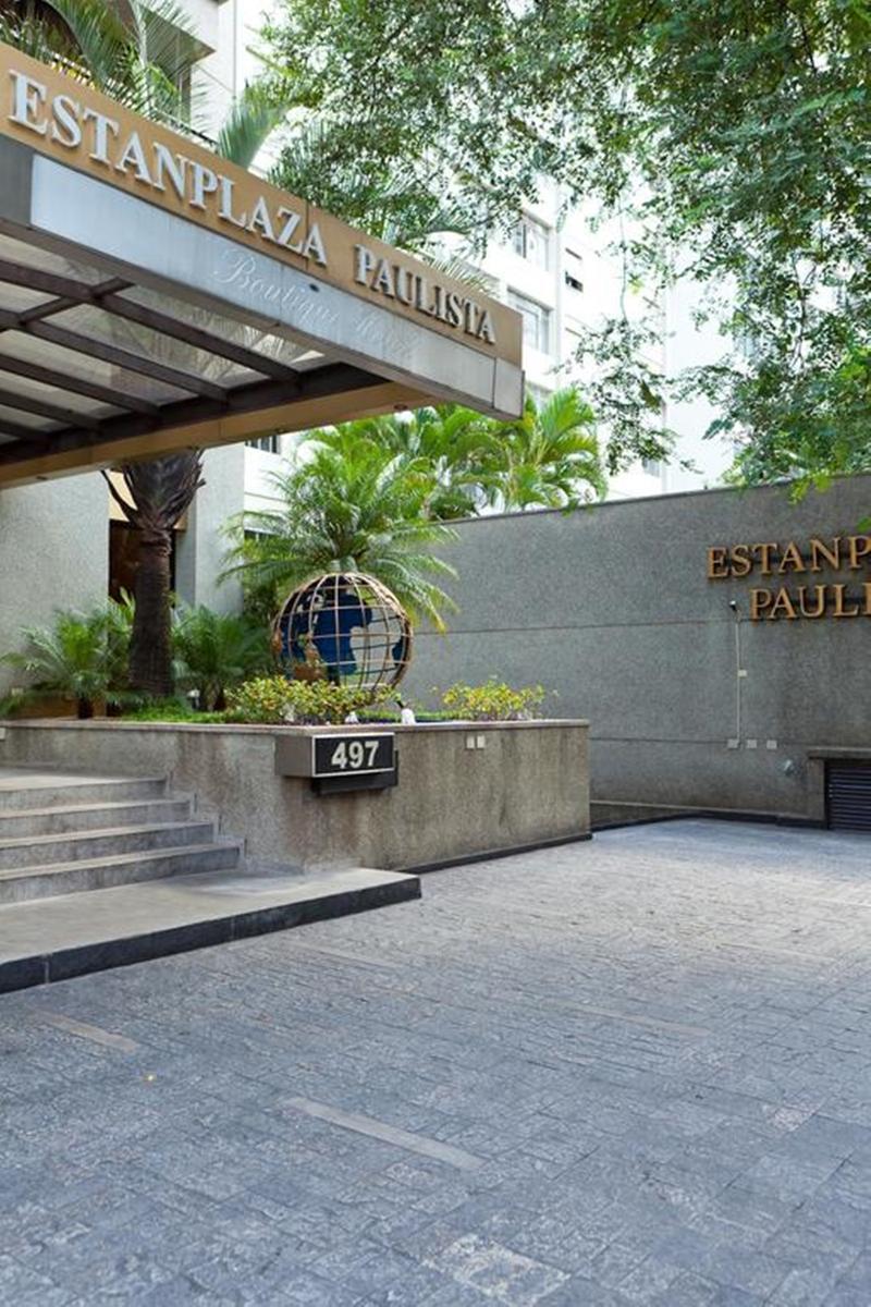 Holidays at Estanplaza Paulista Hotel in Sao Paulo, Brazil