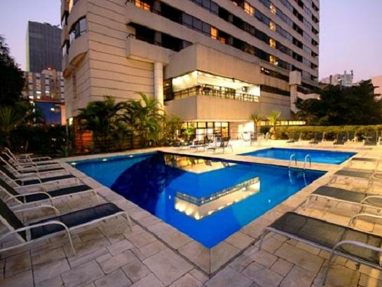Holidays at Golden Tulip Paulista Plaza in Sao Paulo, Brazil