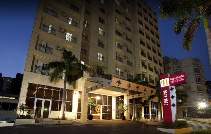 Holidays at Higienopolis Hotel & Suites in Sao Paulo, Brazil