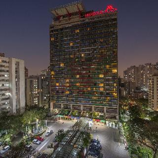 Holidays at Maksoud Plaza Hotel in Sao Paulo, Brazil