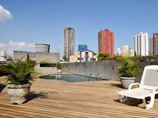 Holidays at Twin Towers Flat in Sao Paulo, Brazil