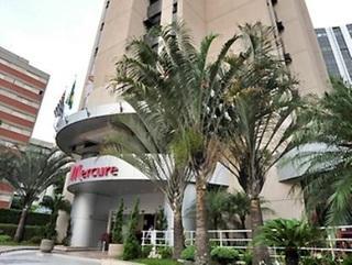 Mercure Sao Paulo Nacoes Unidas Hotel