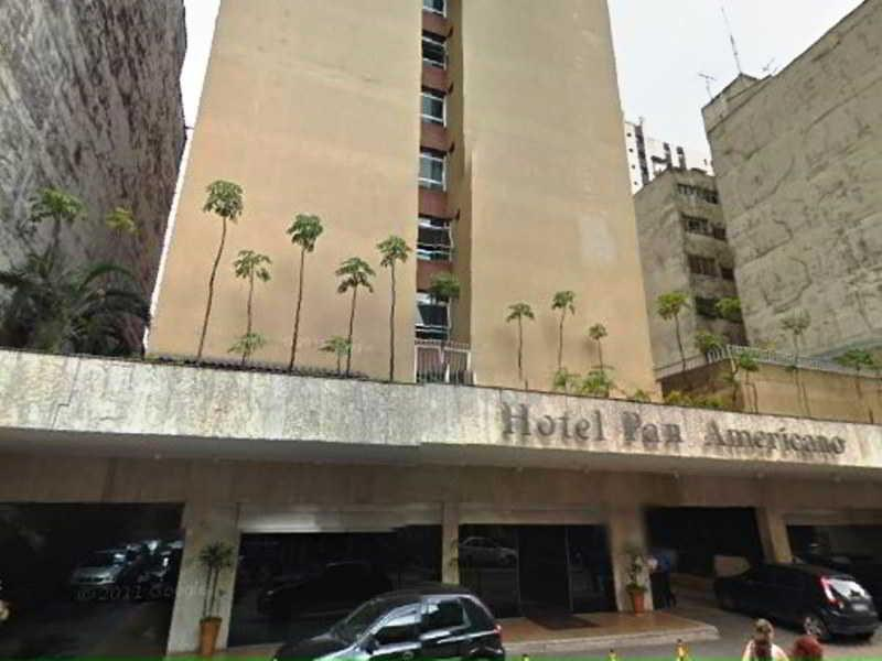 Holidays at Pan Americano Hotel in Sao Paulo, Brazil