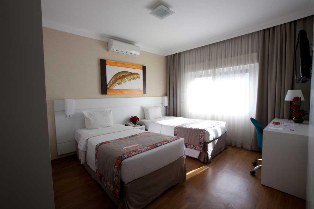 Ramada Hotel & Suites Jardins Sao Paulo