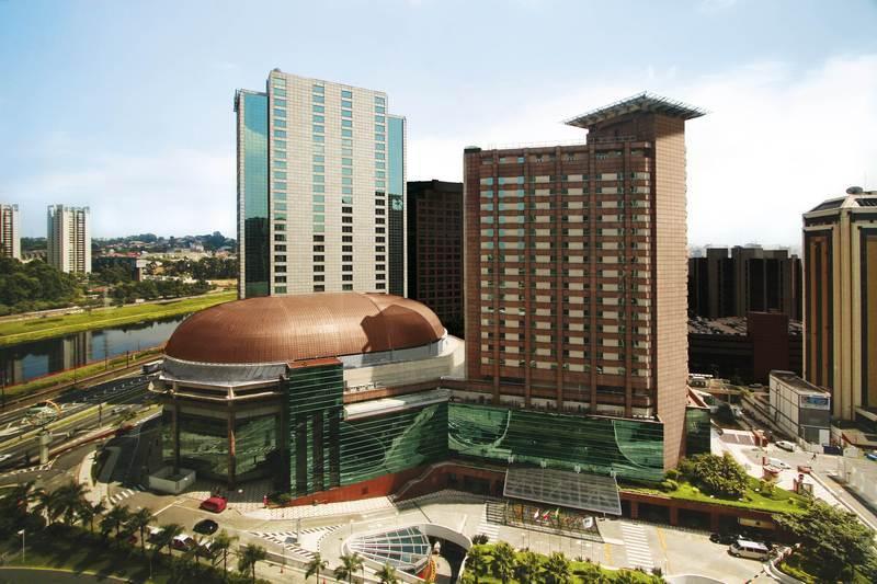 Holidays at Sheraton Sao Paulo WTC Hotel in Sao Paulo, Brazil