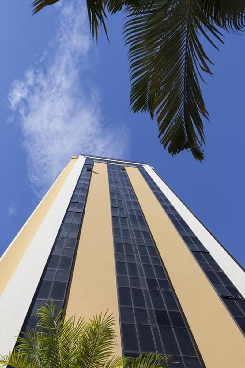 Holidays at Time Othon Suites in Sao Paulo, Brazil