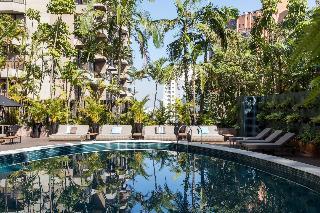 Holidays at Tivoli Sao Paulo Mofarrej Hotel in Sao Paulo, Brazil