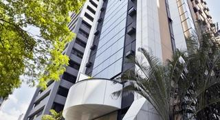 Holidays at Transamerica Executive Faria Lima in Sao Paulo, Brazil