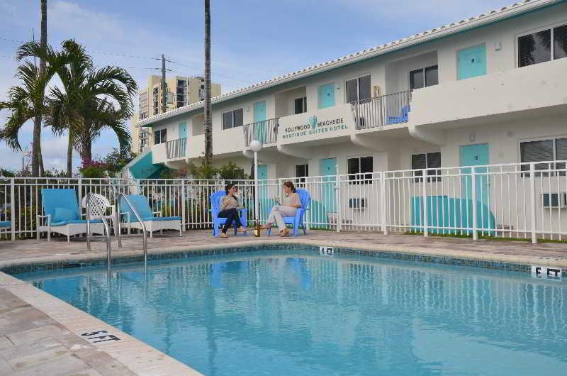 Holidays at Hollywood Beachside Boutique Suites in Hollywood Beach, Fort Lauderdale