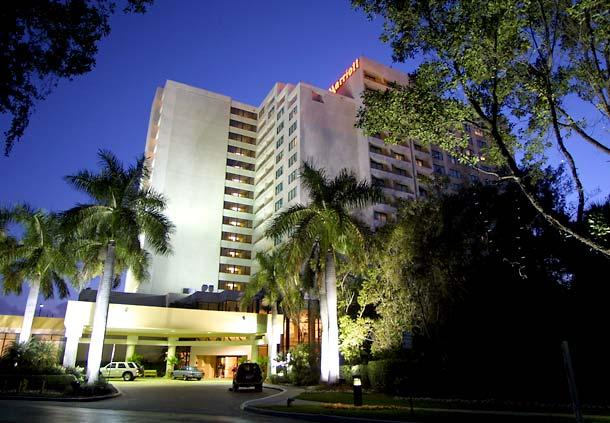 Holidays at Marriott Fort Lauderdale North in Fort Lauderdale, Florida