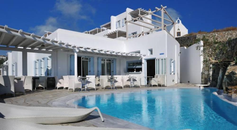 Holidays at Deliades Hotel in Ornos, Mykonos