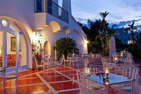 Holidays at Il Moresco Hotel & Spa in Ischia, Neapolitan Riviera