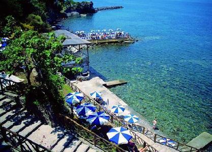 Holidays at Parco Termale Castiglione Hotel in Ischia, Neapolitan Riviera