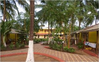 Holidays at Morjim Beach Resort in Morjim, Goa