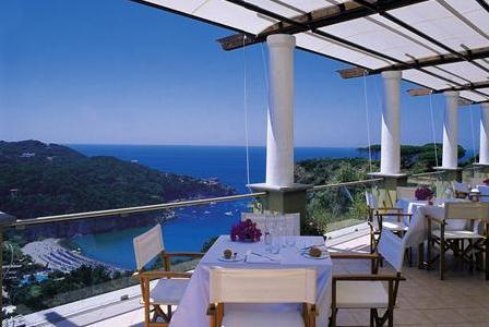 Holidays at San Montano Hotel & Spa in Ischia, Neapolitan Riviera