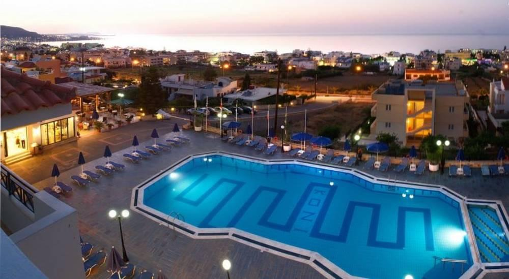 Holidays at Koni Village Hotel Apartments in Stalis, Crete