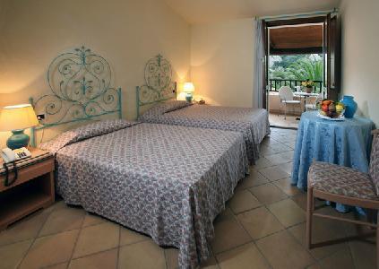 Holidays at Pulicinu Hotel in Baia Sardinia, Sardinia