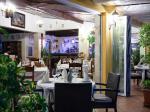 Restaurant Seating in Cupidor Hotel