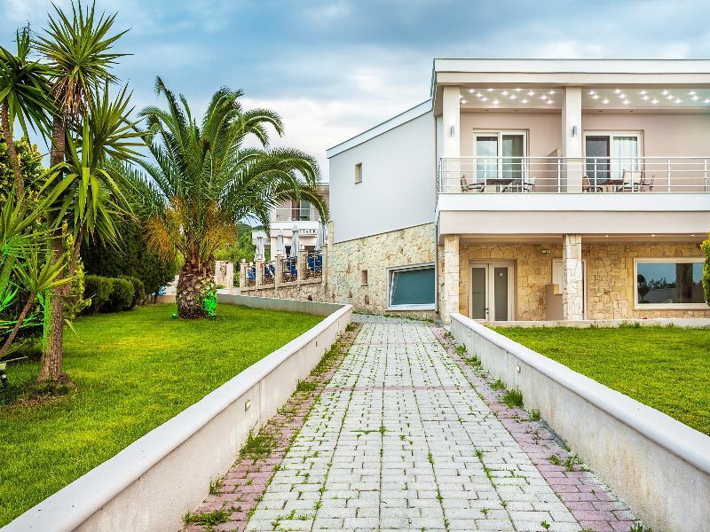 Holidays at Anna Hotel in Pefkohori, Halkidiki
