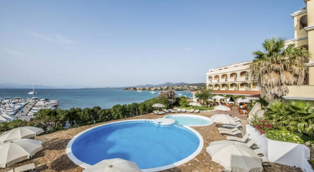 Holidays at Gabbiano Azzurro Hotel in Porto Rotondo, Sardinia