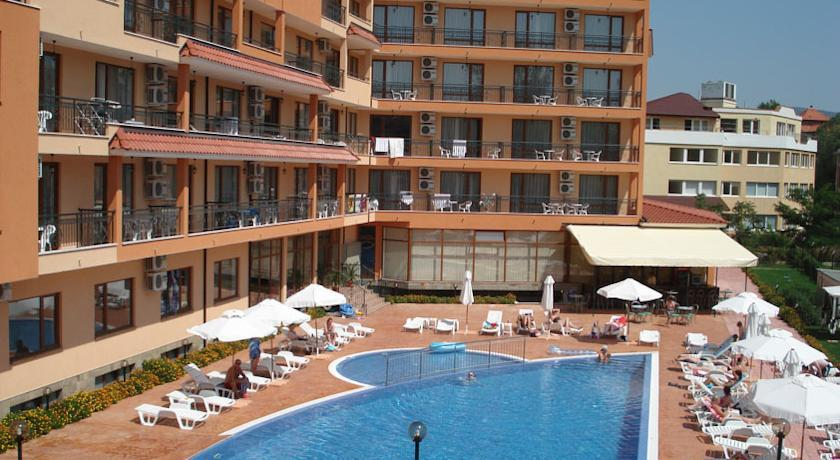 Holidays at Happy Aparthotel in Sunny Beach, Bulgaria