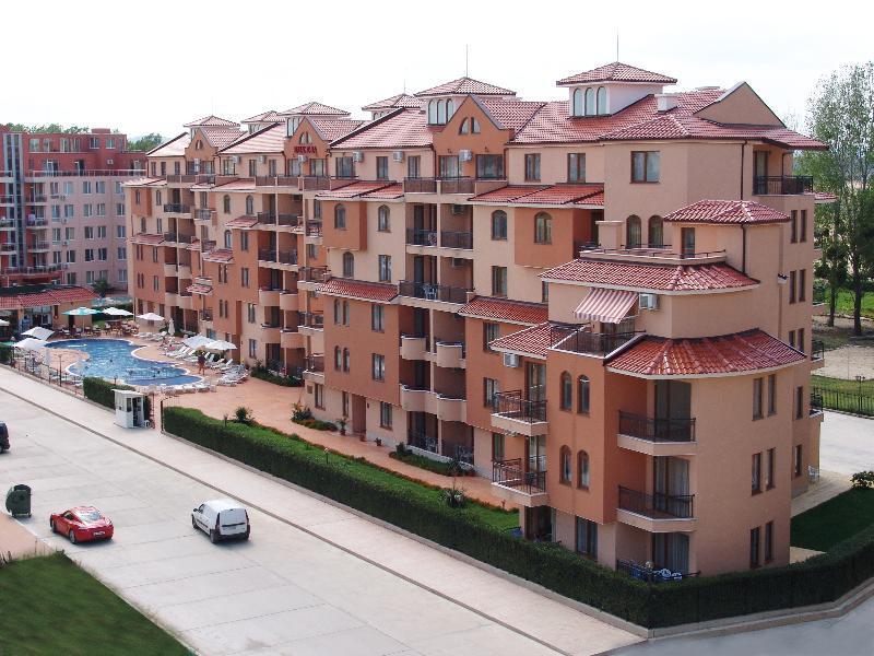 Holidays at Kasandra Aparthotel in Sunny Beach, Bulgaria