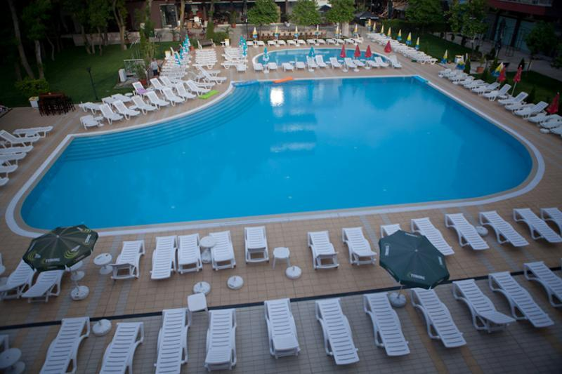 Holidays at Zornitsa Hotel in Sunny Beach, Bulgaria