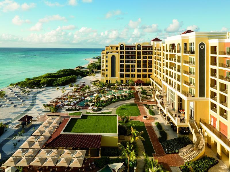 Holidays at Ritz Carlton Aruba Hotel in Aruba, Aruba