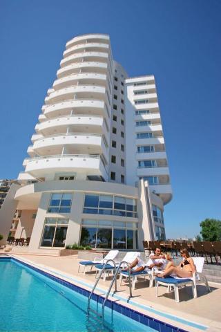 Holidays at The Corner Park Hotel in Konyaalti Coast, Antalya