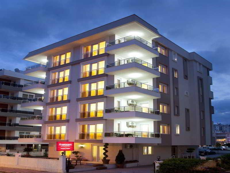 Holidays at The Room Apartments in Konyaalti Coast, Antalya
